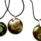 Fossil Ammonite Necklace