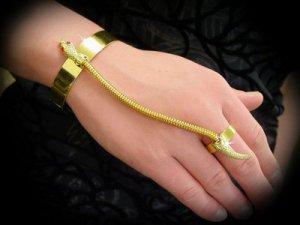 Snake Slave Bracelet