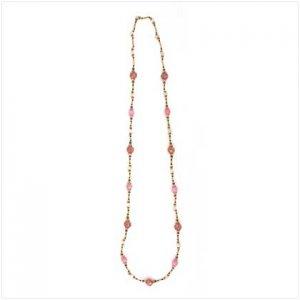 Lavender Fields Long Necklace