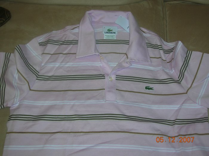 Men Lacoste size 3 Free shipping!!