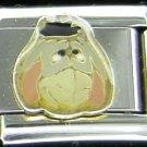 Free Shipping: Winnie the Pooh's Eyore Enamel Italian Charm 9mm