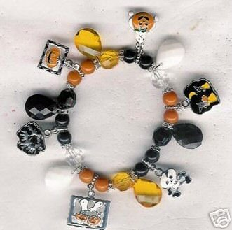Halloween Charm Bracelet (shipping included)