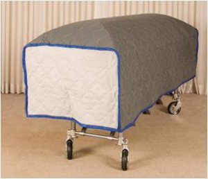 Quilted  Casket  Covers (5 Covers)
