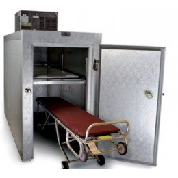 Two-Body Roll-In Style Mortuary Cooler