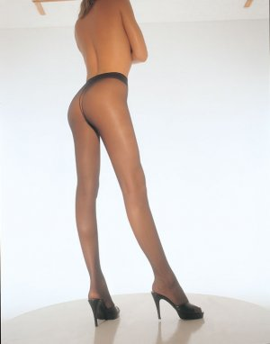 0907 Pantyhose de Lycra