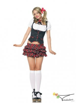83355 Lil' Miss Naughty Schoolgirl
