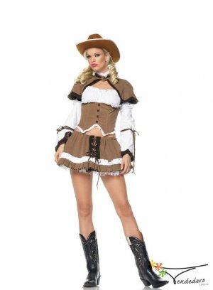 83356 Cowgirl Sheriff