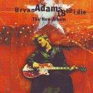 Bryan Adams 18 Til I Die rare vintage advert 1996