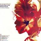 Joan Armatrading - Hearts And Flowers rare vintage advert 1990