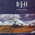Barclay James Harvest - Welcome To The Show rare vintage advert 1990