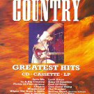 Big Country - Through A Big Country - rare vintage advert 1990