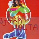Bjork - Volta - rare vintage advert 2007