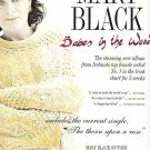 Mary Black - Babes In the Wood - rare vintage advert 1991