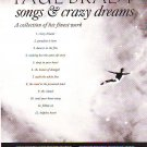 Paul Brady - Songs And Crazy Dreams - rare vintage advert 1995