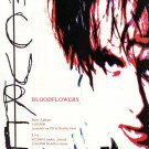 The Cure - Bloodflowers - rare vintage advert 2000
