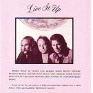 Crosby Stills Nash - Live It Up - rare vintage advert 1990