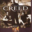 Creed - Weathered - rare vintage advert 2001
