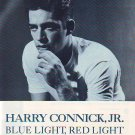 Harry Connick Jr - Blue Light Red Light - rare vintage advert 1991