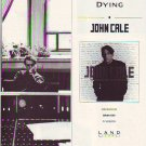 John Cale - Words For The Dying - rare vintage advert 1989