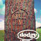Dodgy - Free Peace Sweet - rare vintage advert 1996
