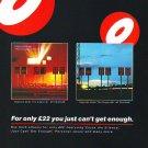 Depeche Mode - The Singles - rare vintage advert 1998