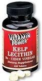 Kelp-Lecithin-B-6 plus Cider Vinegar-250 Ct  (#1056U)