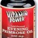 Evening Primrose Oil 500 mg Softgel Capsules  (#179P)