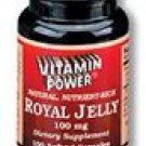 Royal Jelly 100 mg Capsules   (#300R)