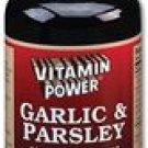 Garlic & Parsley Softgels--100 Ct   (#1066R)