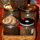 NaturalSoaks Cinnamon Swirl Body Scrub