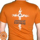3XL - Second Coming/Cross - Orange