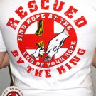 2XL - Rescued By The King - Find Hope At The End Of Your Rope