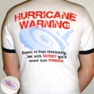 L - Hurricane Warning: Expect To Lose Electricity...But With CHRIST You'll Never Lose POWER!!