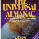 The Universal Almanac 1992