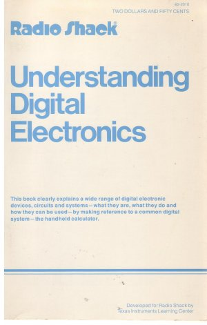 Understanding Digital Electronics -- Radio Shack