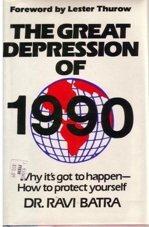 The Great Depression of 1990