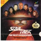 "Star Trek The Next Generation ""A Final Unity"""