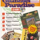 Gamblers Paradise -- Roulette; Keno; Poker; Blackjack; Slots and much more