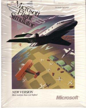 Microsoft Flight Simulator - New Version
