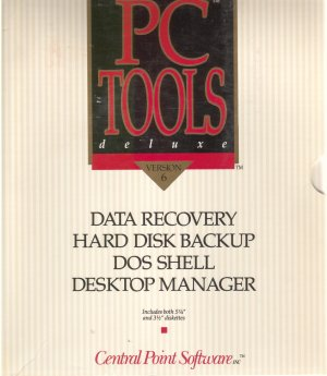 PC Tools -- Version 6