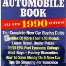 1990 Consumer Guide Automobile Book