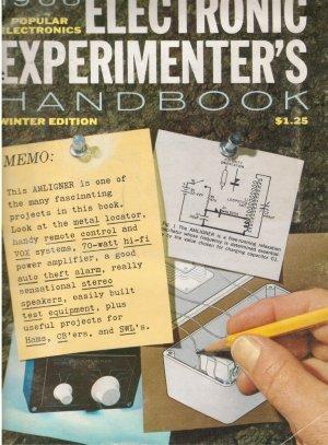 10th Anniversary Edition Electronic Experimenter's Handbook (1968)
