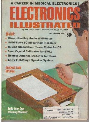 Electronics Illustrated (1967 November)