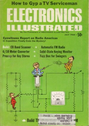 Electronics Illustrated (1968 July)