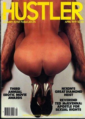 Hustler April 1979
