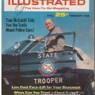 1968 February issue Mechanix Illustrated