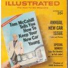 1968 October issue Mechanix Illustrated