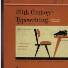 20th Century Typewriting Complete Course