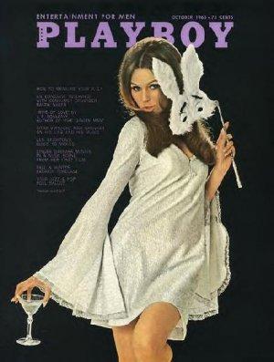 Playboy -- October 1968