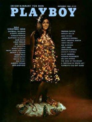 Playboy -- December 1968